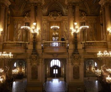 Opéra de Paris projet personnel(Saison 2014-2015)